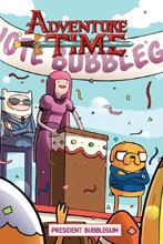 Image: Adventure Time Vol. 08: President Bubblegum SC  - Boom! Studios