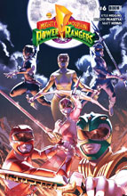 Image: Mighty Morphin Power Rangers #6 - Boom! Studios