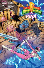 Image: Mighty Morphin Power Rangers: Pink #4  [2016] - Boom! Studios