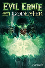 Image: Evil Ernie: Godeater #1 (cover B - Templesmith)  [2016] - Dynamite