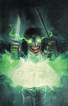 Image: Evil Ernie: Godeater #1 (Templesmith virgin incentive cover - 01051) (20-copy) - Dynamite