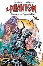 Image: Phantom: Danger in the Forbidden City SC  - Hermes Press