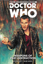 Image: Doctor Who: The 9th Doctor Vol. 01 - Weapons of Past Destruction SC  - Titan Comics