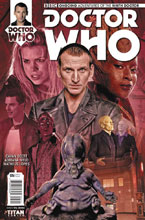 Image: Doctor Who: The 9th Doctor #5 (cover B - Photo) - Titan Comics