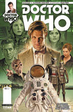 Image: Doctor Who: The 11th Doctor - Year Two #14 (cover B - Photo) - Titan Comics