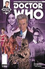 Image: Doctor Who: The 12th Doctor - Year Two #11 (cover B - Photo) - Titan Comics