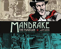 Image: Mandrake the Magician the Dailies Vol. 01: The Cobra HC  - Titan Comics