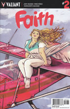 Image: Faith #2 (Ongoing) (Lotay incentive cover - 00261) (20-copy) - Valiant Entertainment LLC