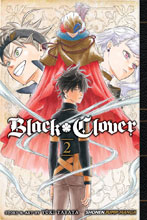 Image: Black Clover Vol. 02 SC  - Viz Media LLC