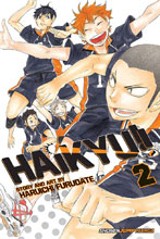Image: Haikyu!! Vol. 02 GN  - Viz Media LLC