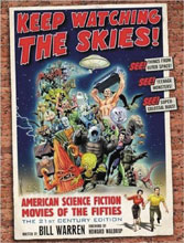 Image: Keep Watching the Skies: American Sci-Fi Movies of the 50s Vols. 01 & 02 SC  - Mc Farland & Company Inc.
