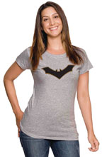 Image: Batman: Rebirth Women's T-Shirt: Symbol  (M) - Graphitti Designs