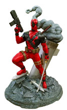 Image: Marvel Deluxe Model Kit: Deadpool  - Diamond Select Toys LLC