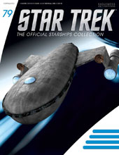 Image: Star Trek Official Starships Collection #79 (Harry Mudd's Class-J Starship) - Eaglemoss Publications Ltd