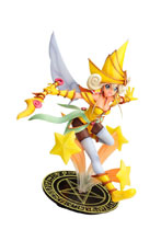 Image: Yu-Gi-Oh! The Dark Side of Dimensions Figure: Lemon Magician Girl - The Movie  - Koto Inc.