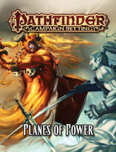 Image: Pathfinder Campaign Setting: Planes of Power  - Paizo, Inc