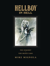 Image: Hellboy in Hell Library Edition HC  - Dark Horse Comics