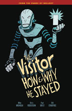 Image: Visitor: How and Why He Stayed SC  - Dark Horse Comics