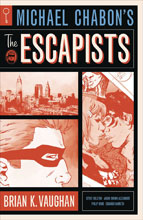 Image: Michael Chabon's The Escapists SC  - Dark Horse Comics