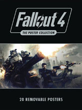 Image: Fallout 4 Poster Collection SC  - Dark Horse Comics