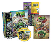 Image: Plants vs. Zombies Box Set Vol. 03 HC  - Dark Horse Comics