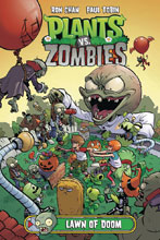 Image: Plants vs. Zombies: Lawn of Doom HC  - Dark Horse Comics