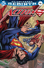 Image: Action Comics #986 (variant cover - Edwards) - DC Comics
