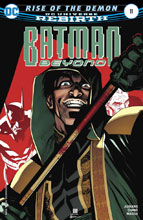 Image: Batman Beyond #11 - DC Comics