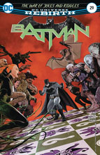 Image: Batman #29 - DC Comics