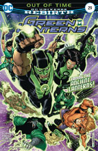 Image: Hal Jordan & the Green Lantern Corps #26 - DC Comics