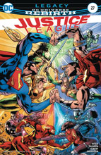 Image: Justice League #27 - DC Comics