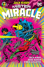 Image: Mister Miracle by Jack Kirby SC  - DC Comics