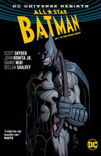 Image: All-Star Batman Vol. 01: My Own Worst Enemy SC  - DC Comics