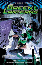 Image: Green Lanterns Vol. 03: Polarity SC  - DC Comics