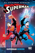 Image: Superman Reborn HC  - DC Comics