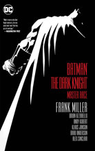 Image: Batman: The Dark Knight - Master Race HC  - DC Comics
