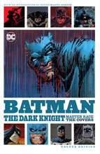 Image: Batman: The Dark Knight - The Master Race: The Covers Deluxe Edition HC  - DC Comics