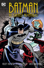 Image: Batman: His Greatest Adventures SC  - DC Comics