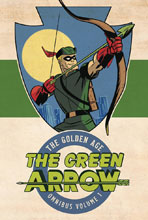 Image: Green Arrow: The Golden Age Omnibus Vol. 01 HC  - DC Comics