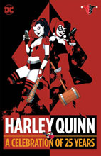 Image: Harley Quinn: A Celebration of 25 Years HC  - DC Comics