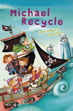 Image: Michael Recycle: Environmental Adventures HC  - IDW Publishing