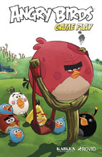 Image: Angry Birds: Game Play HC  - IDW Publishing