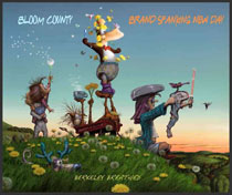 Image: Bloom County: Brand Spanking New Day SC  - IDW Publishing
