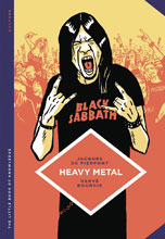 Image: Little Book of Knowledge: Heavy Metal HC  - IDW Publishing