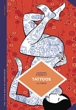 Image: Little Book of Knowledge: Tattoos HC  - IDW Publishing