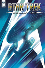 Image: Star Trek: Boldly Go #11 (cover A - Caltsoudas) - IDW Publishing