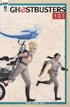 Image: Ghostbusters 101 #6 (cover A - Schoening) - IDW Publishing