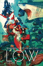 Image: Low Vol. 04: Outer Aspects of Inner Attitudes SC  - Image Comics