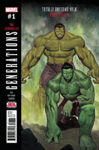 Image: Generations: Banner Hulk & the Totally Awesome Hulk #1 - Marvel Comics