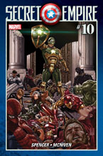 Image: Secret Empire #10 - Marvel Comics